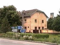 Chisineu Cris - spitalul vechi - Virtual Arad County (c)1999