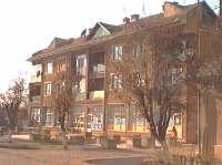 Sintea Mare - Bloc de locuinte - Virtual Arad County (c)2001