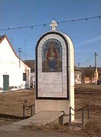 Socodor - Monumentul eroilor satului - Virtual Arad County (c)2000