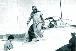 1973: Craiova - sfarsit de zbor cu MIG-15